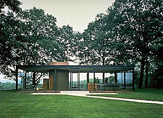 Phillip Johnson Glass House